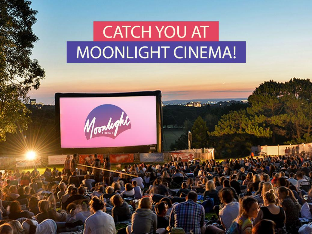 Win Tickets to Moonlight Cinema