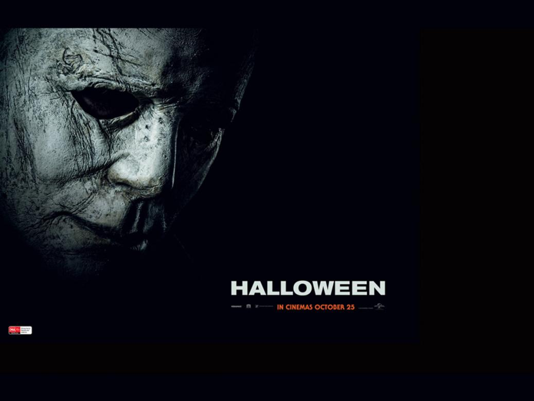 Walk the black carpet with the stars at the Australian Premiere of HALLOWEEN in Sydney!