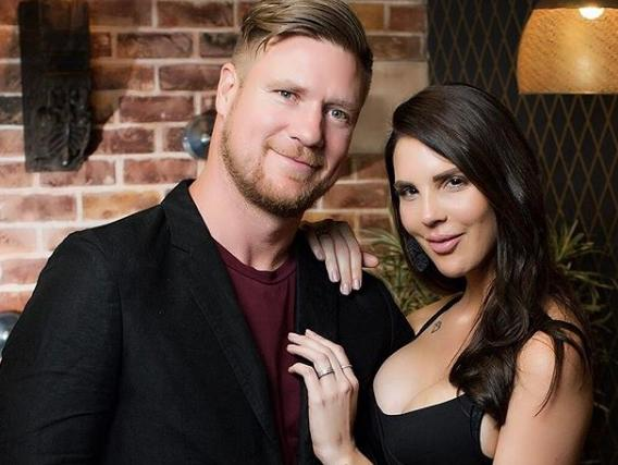 MAFS' Dean Wells is reportedly dating an Aussie actress
