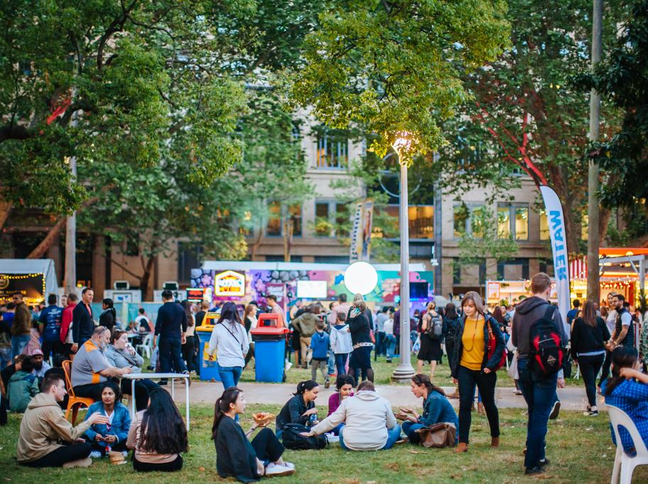 Win $100 tab at Sydney's Night Noodle Markets!