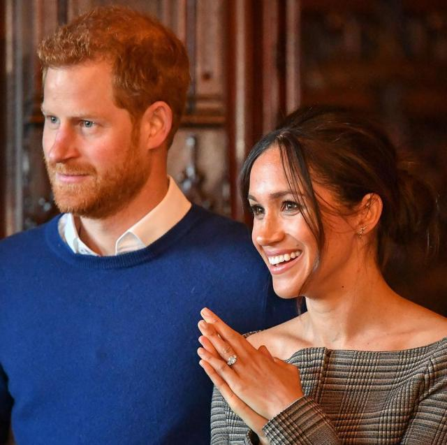 This is what Meghan Markle's title will be when she marries Harry