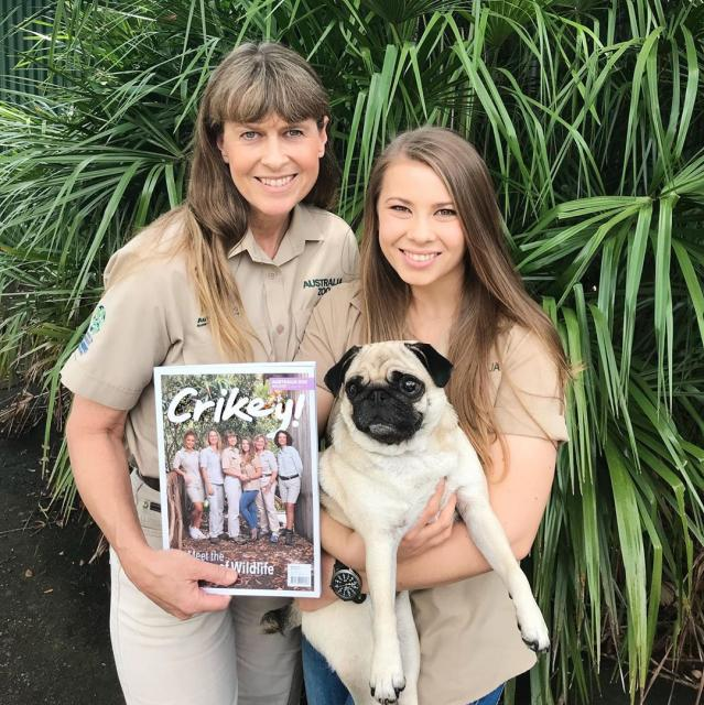 Terri Irwin Shows Off Gorgeous New Look After Makeover