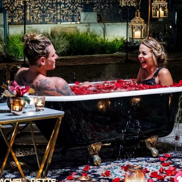 Bachelorette Angie Kent Stays In Touch With Timm And Wait, What?