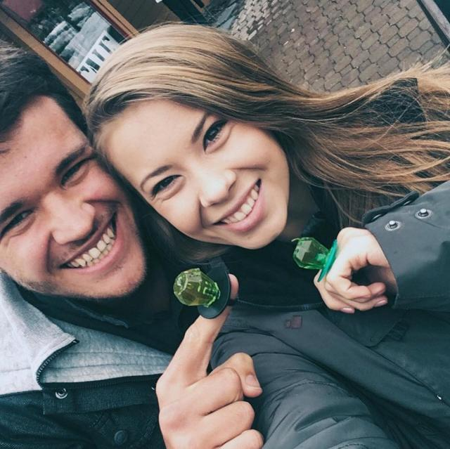 Bindi Irwin is reportedly engaged to long-term boyfriend Chandler Powell