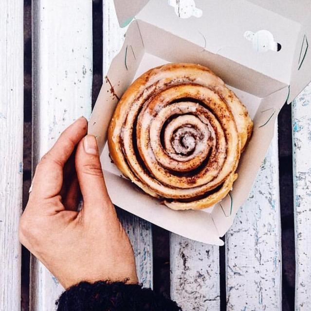 Chuck your New Year's Resolutions out the window 'cause Cinnabon is headed Down Under