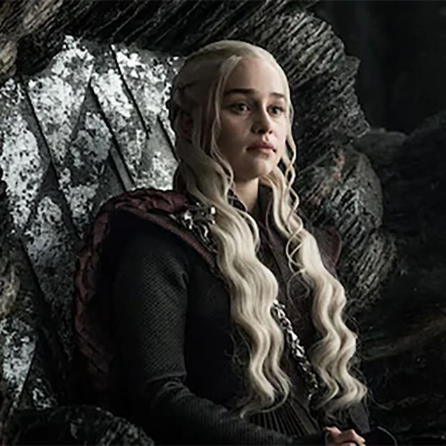 Emilia Clarke's Reaction After Learning Daenerys' Fate Is All Of Us
