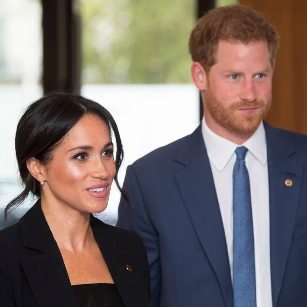 Kensington Palace announce Meghan Markle's first solo venture