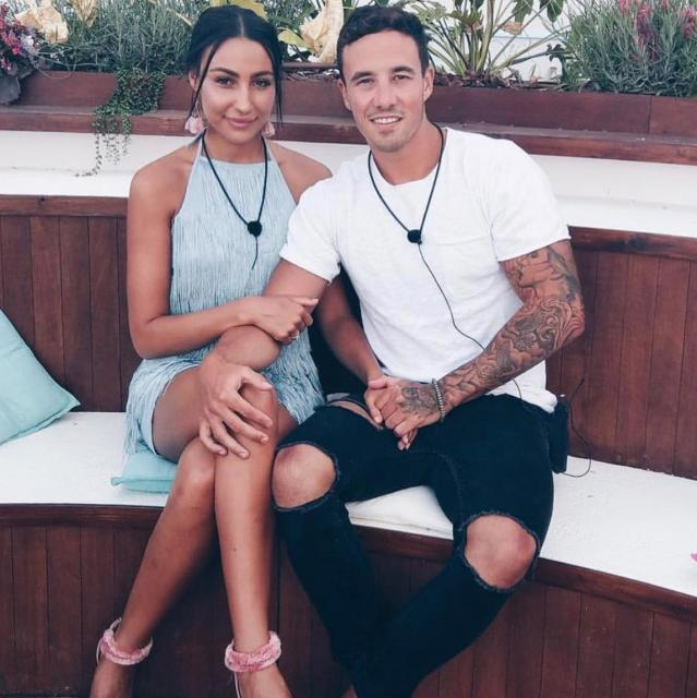 Love Island winners Grant and Tayla have officially split