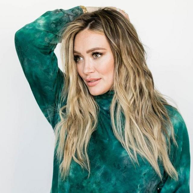 Hilary Duff's Baby Daughter Hospitalised
