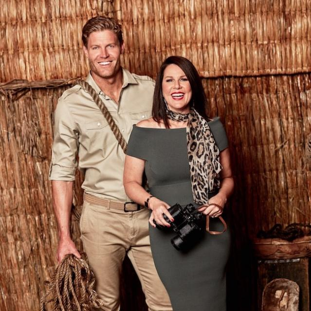 The Love Island and Bachelor stars headed to the jungle for I'm A Celeb