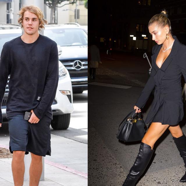 Justin Bieber and Hailey Baldwin ENGAGED?!?
