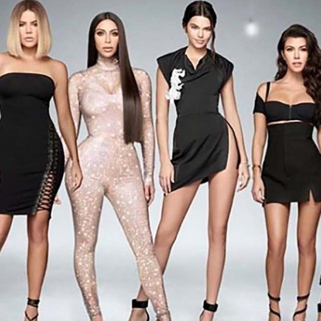The Kardashian Twitter battle is dividing social media and we can't look away