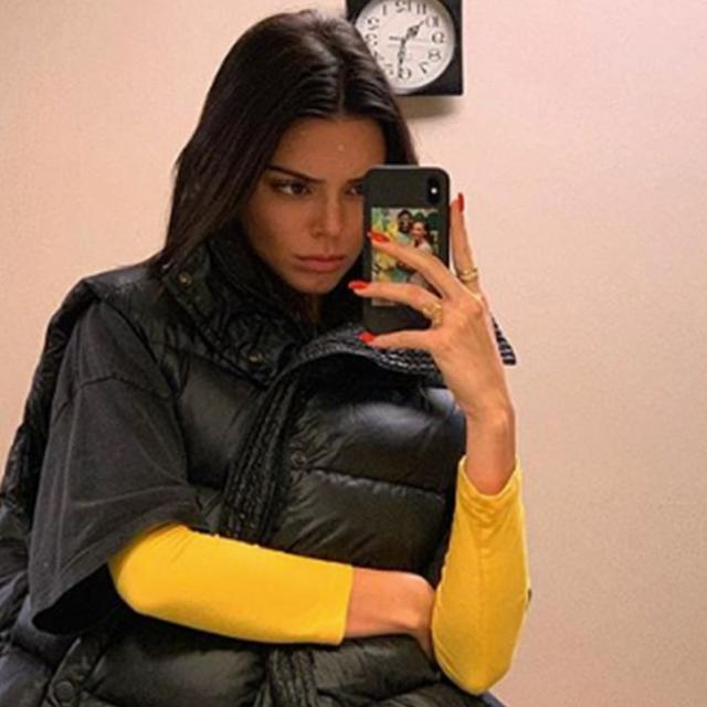 Um, Kendall Jenner Is Currently Getting Slammed On Twitter By Her Ex's Fam