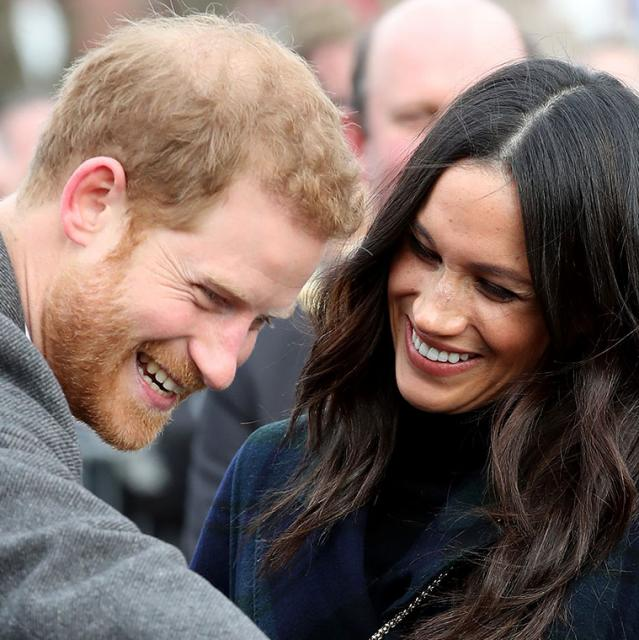 Meghan Markle gave us a clue she was pregnant weeks ago and we all missed it