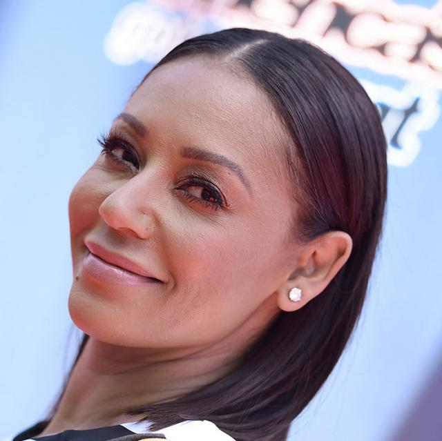 Mel B rushed to hospital with broken ribs and severed hand