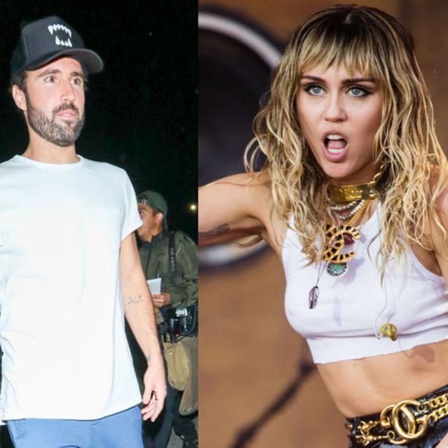 Brody Jenner Just Threw Shade At Miley Cyrus And She Was Having None Of It