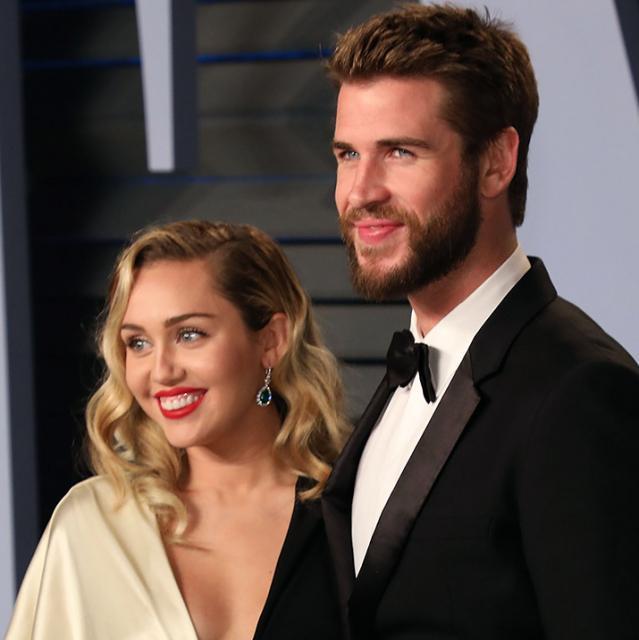 Liam Hemsworth lets surprise update slip about wifey Miley