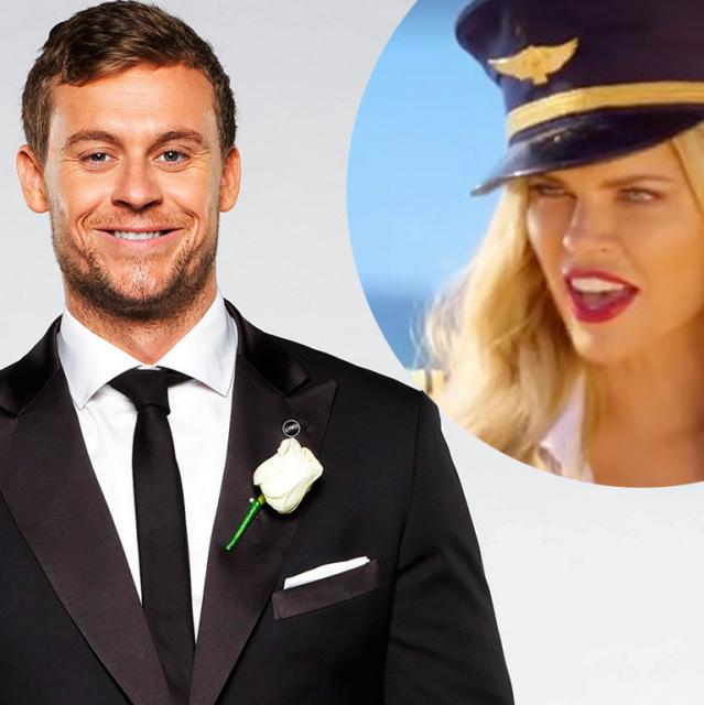 Ryan Gallagher from Married At First Sight is apparently dating Sophie Monk