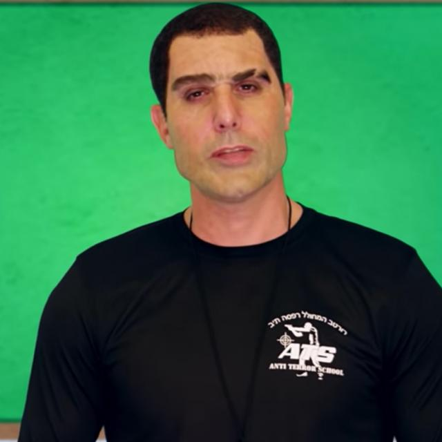 Sacha Baron Cohen releases first look at new series, 'Who Is America?'