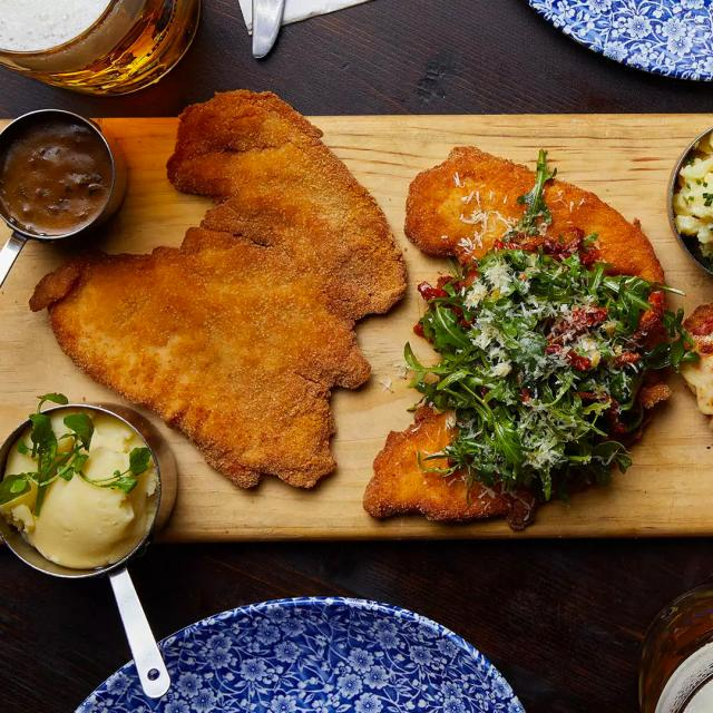 PSA: These Melbourne Bars Are Serving All You Can Eat Schnitzel This Weekend