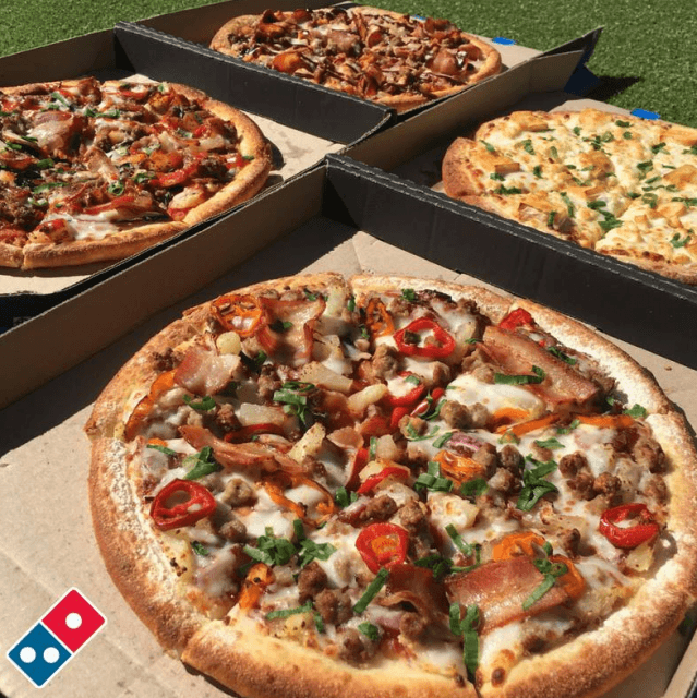 Melbourne, do you want FREE pizza next week?