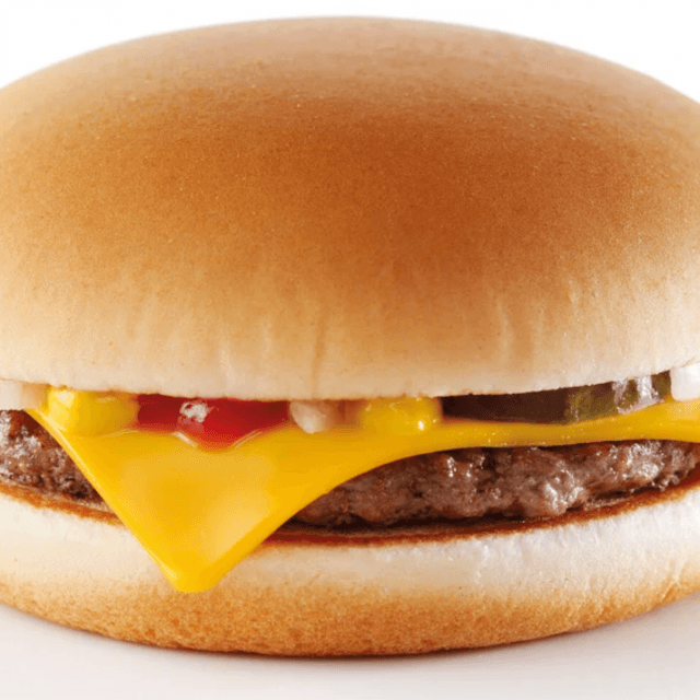 Macca's are giving away 200,000 free cheeseburgers
