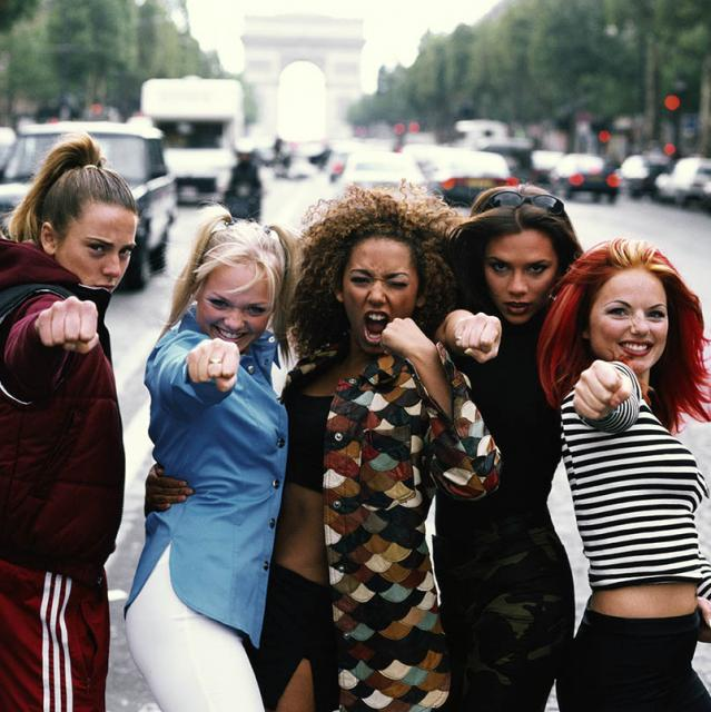 Mel C reveals the Spice Girls were NEVER invited to the Royal Wedding