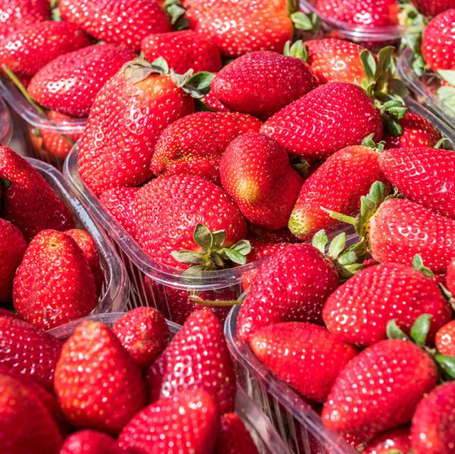 12-year-old admits to putting needles into strawberries