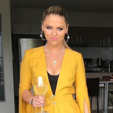 Tara Pavlovic hits back at allegations of abuse made by ex Sam Cochrane