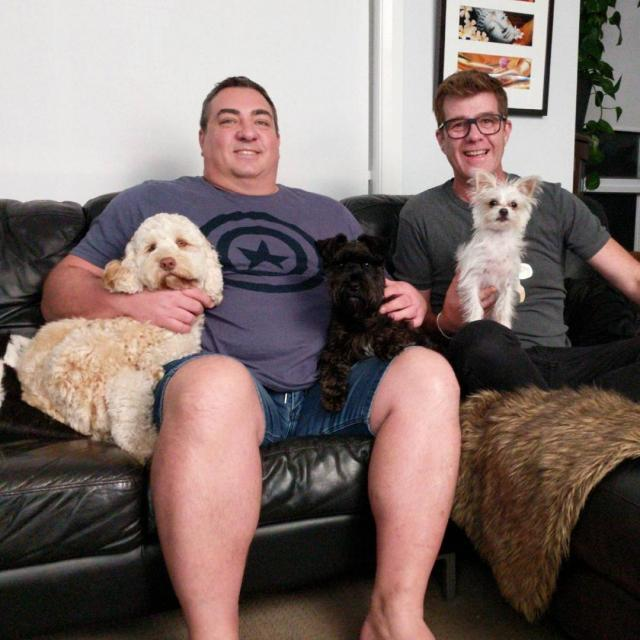 Gogglebox Australia fan faves Wayne and Tom are quitting the show