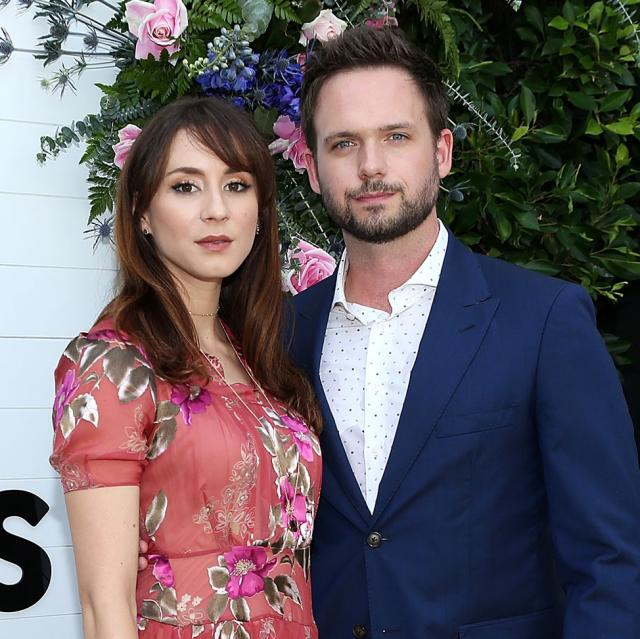 Pretty Little Liars star Troian Bellisario and Suits star Patrick J. Adams welcome baby girl