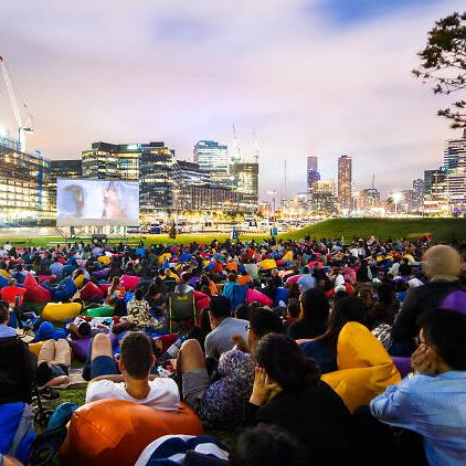 Free outdoor cinemas anyone? Melbourne's got you covered...