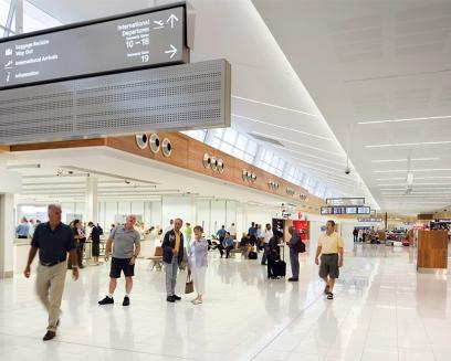 Adelaide Airport, South Australia