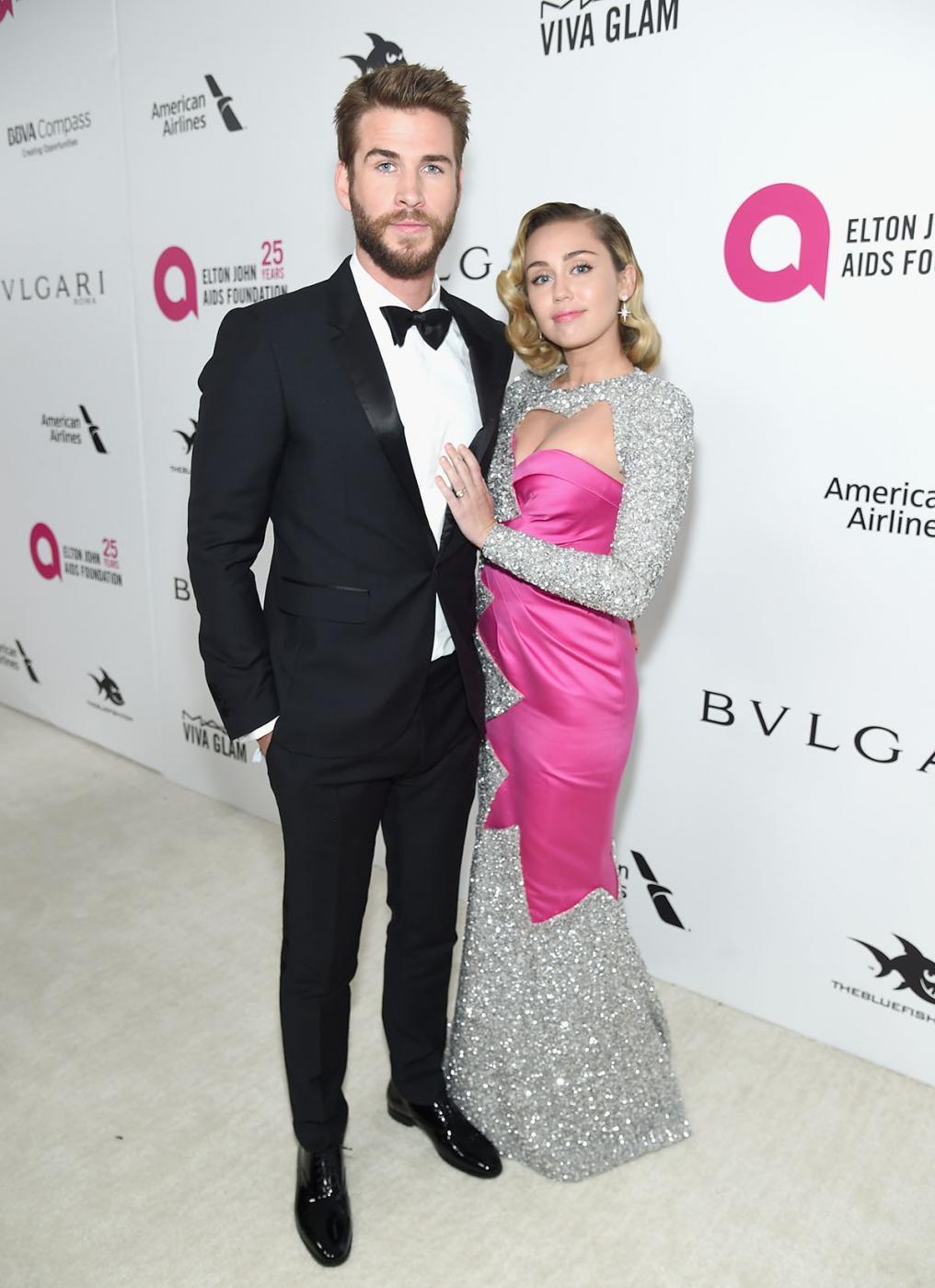 Miley Cyrus And Liam Hemsworth Pregnant People think Mi...
