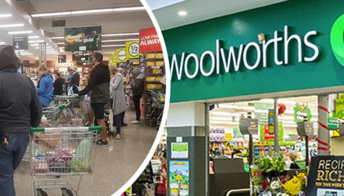 Glitch takes Woolworths checkouts offline around the country