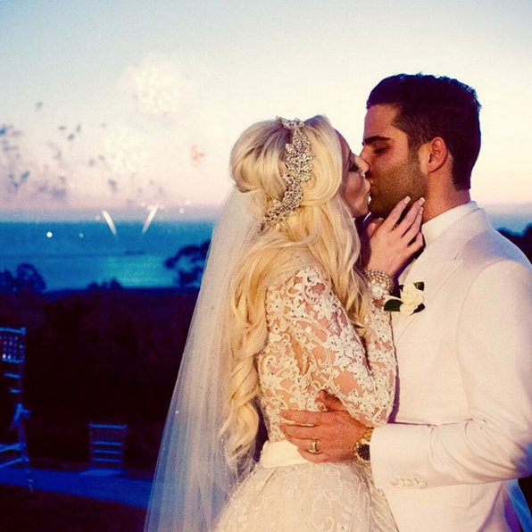 Casey From Laguna Beach Wedding