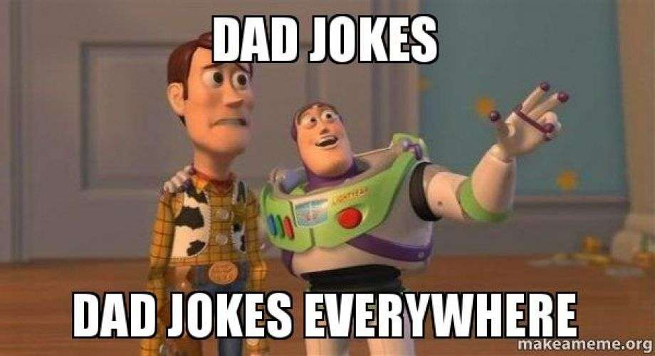 10 Dad Jokes For Your Tuesday