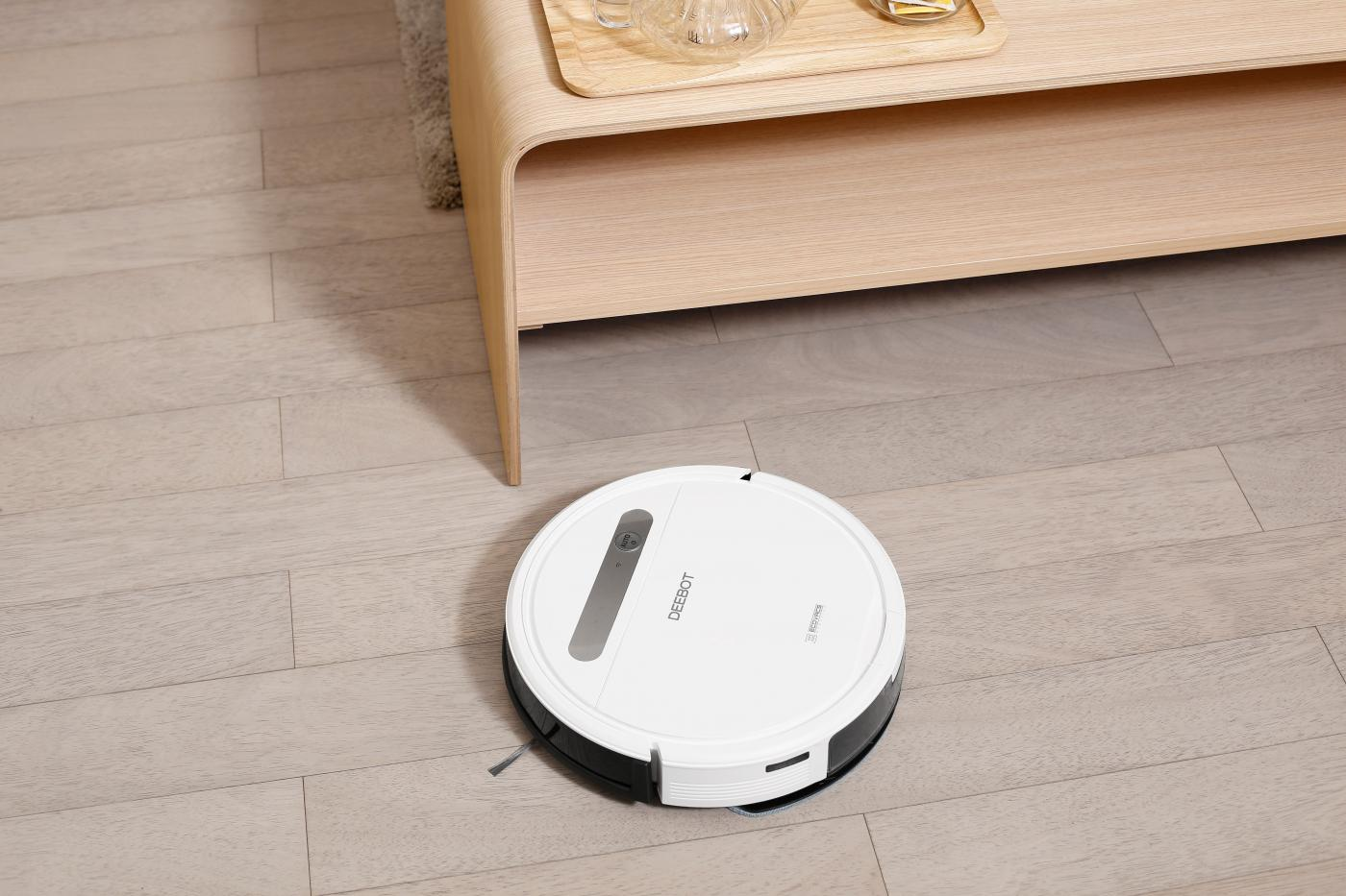 Aldi Is Selling A Robot That Vacuums And Mops Your Floor