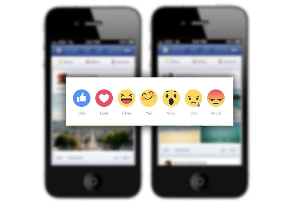 how to change the like button on facebook pc
