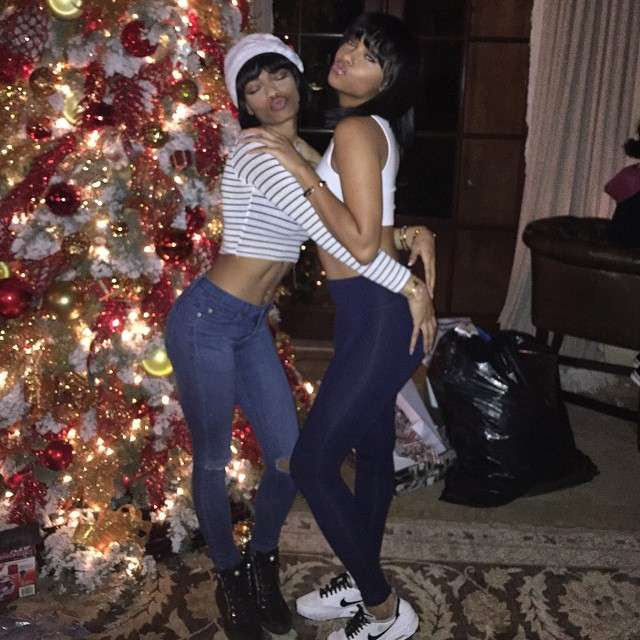 Eddie Murphy's daughters are all grown up – and stripping ...