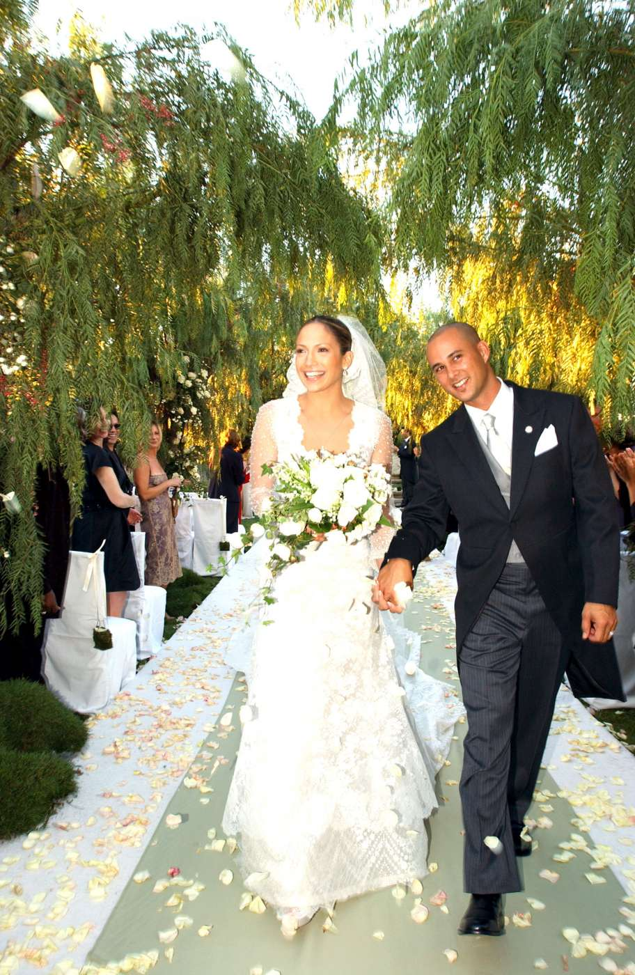 11 iconic celebrity wedding dresses smooth celebrity wedding dress inspiration junglespirit Gallery