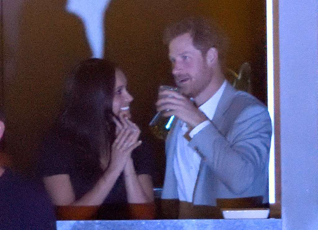 Has Meghan Markle officially moved to London to live with Harry?