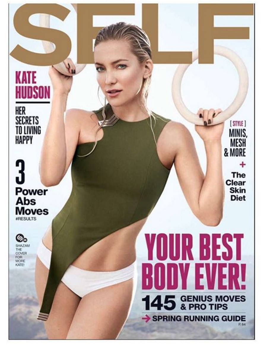 Exactly How Kate Hudson Gets Her Rock-Hard Abs, According To Her Trainer