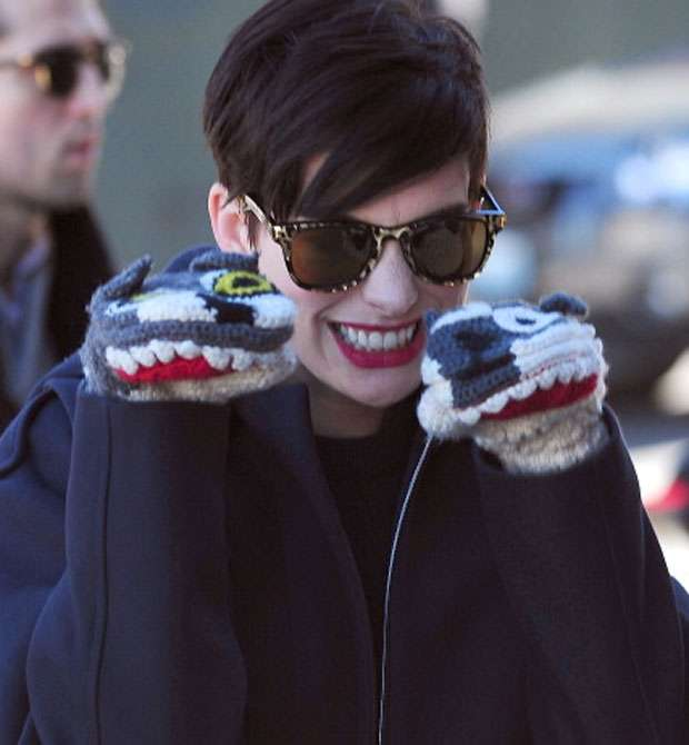 Anne Hathaway Real Name: Anne Hathaway May Have Just Revealed Her Baby's Name