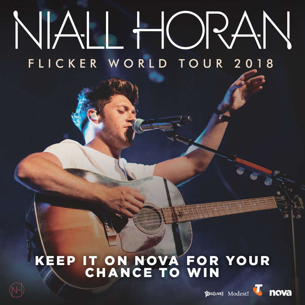 Niall Horan Announces World Tour And Of Course Australias On The