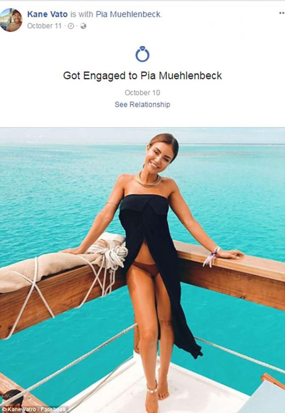 Pia Muehlenbeck Nude Photos 74