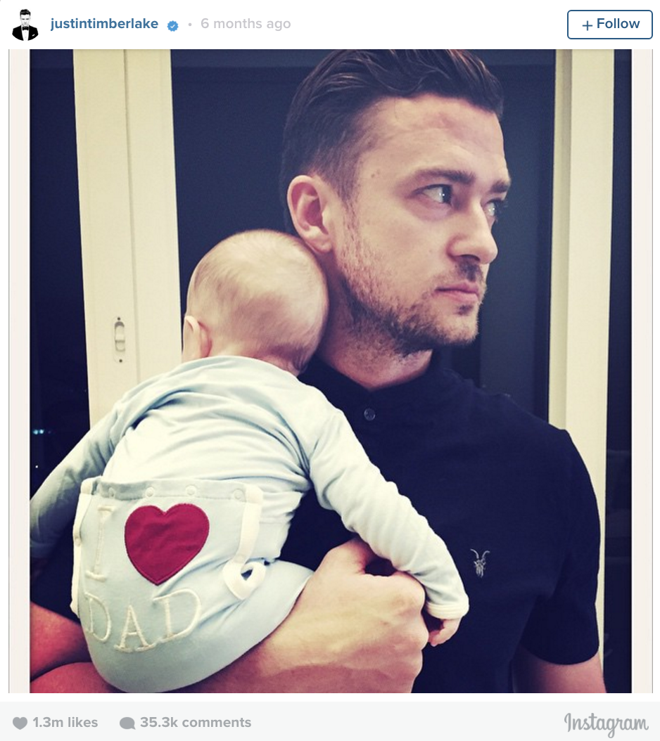 Justin Timberlake\'s Christmas Instagram post will make your heart ...