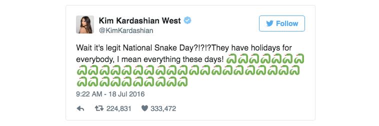 Taylor Swift Blocks Snake Emojis On Her Instagram Calvin Parties