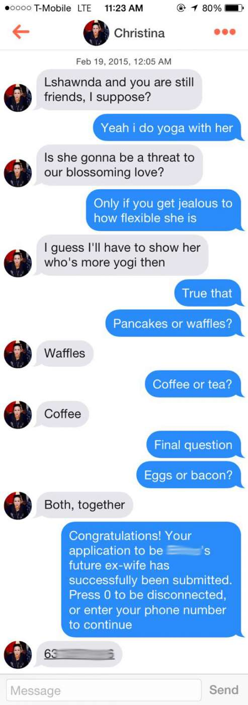 great tinder pick up lines