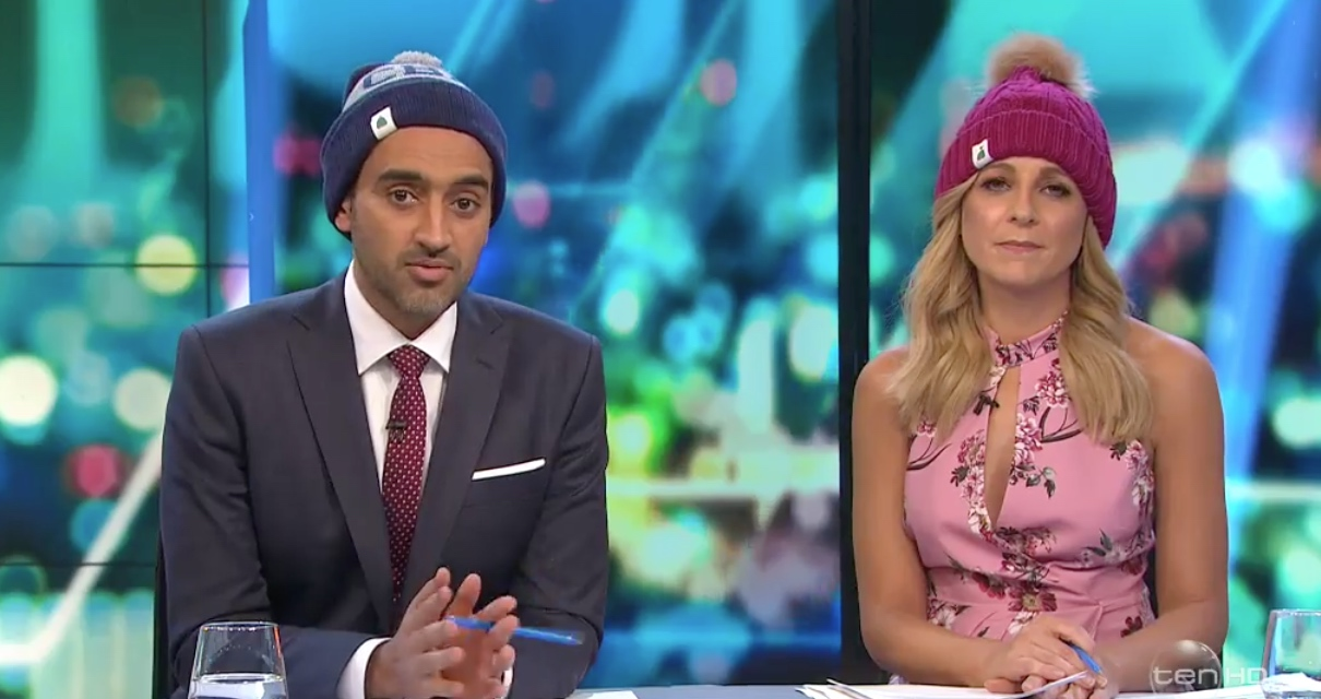 Carrie Bickmore has raised four million dollars in UNDER 24 hours